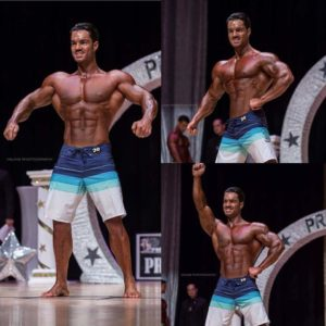 men's physique pro
