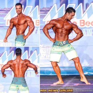 competition ifbb pro muscle beach