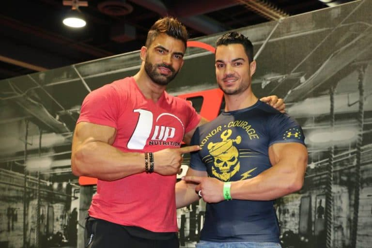 Reportage et vlog Mister Olympia & Expo Fitness Las Vegas