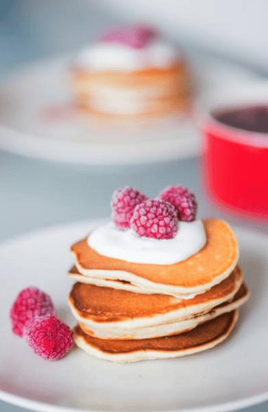 recette pancake protéine