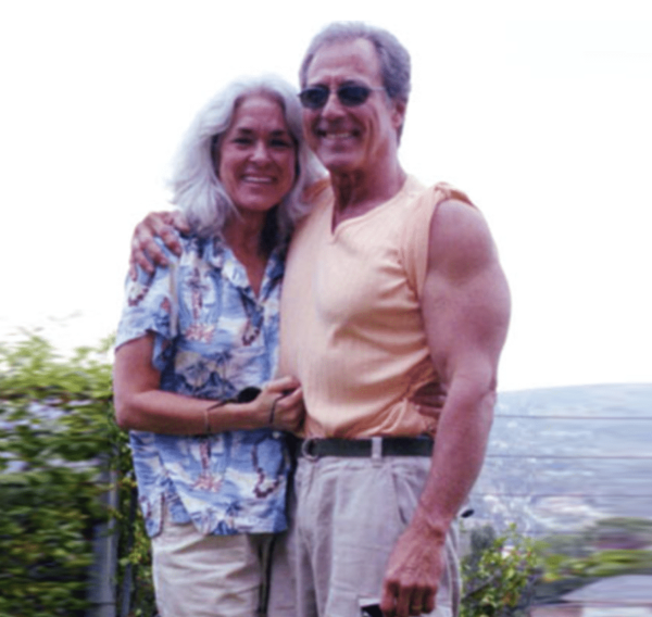 Frank et christine Zane