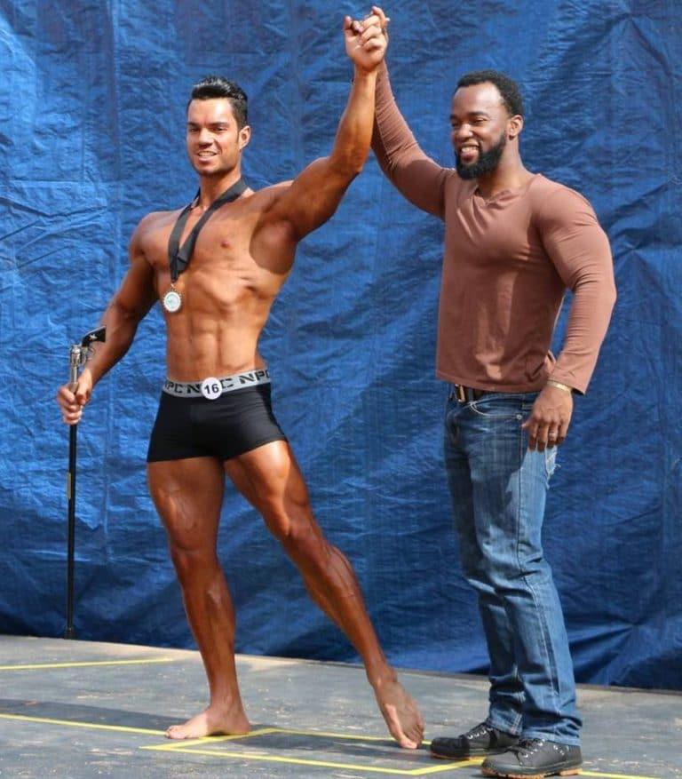 Hommage au légendaire Frank ZANE, un champion du posing en body