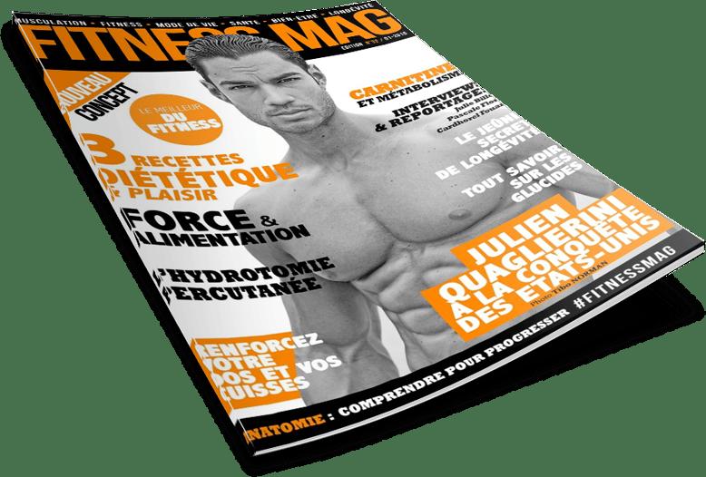 magazine musculation