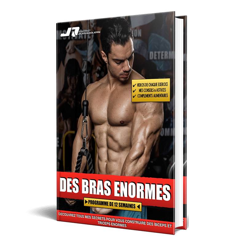 programme biceps triceps volume