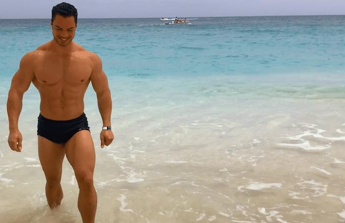 vacances et musculation
