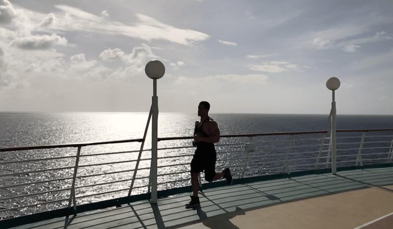 musculation et vacances