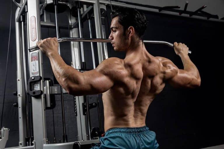 Mes 4 meilleurs exercices pour un dos large et épais