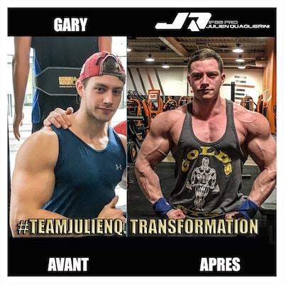 gary transformation seche