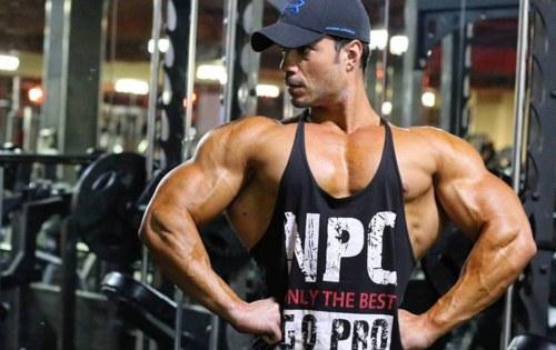 Un dos en V extra large – Mes 5 meilleurs Exercices en Musculation