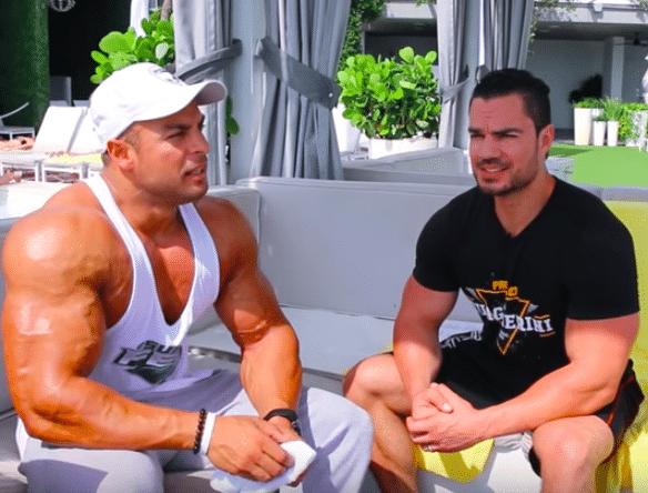 57 CM de tour de bras ! Rencontre avec SUPERFEHD Bodybuider et catcheur professionnel