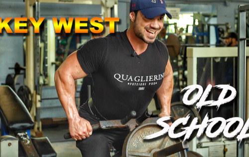 Un training old school pour un dos énorme