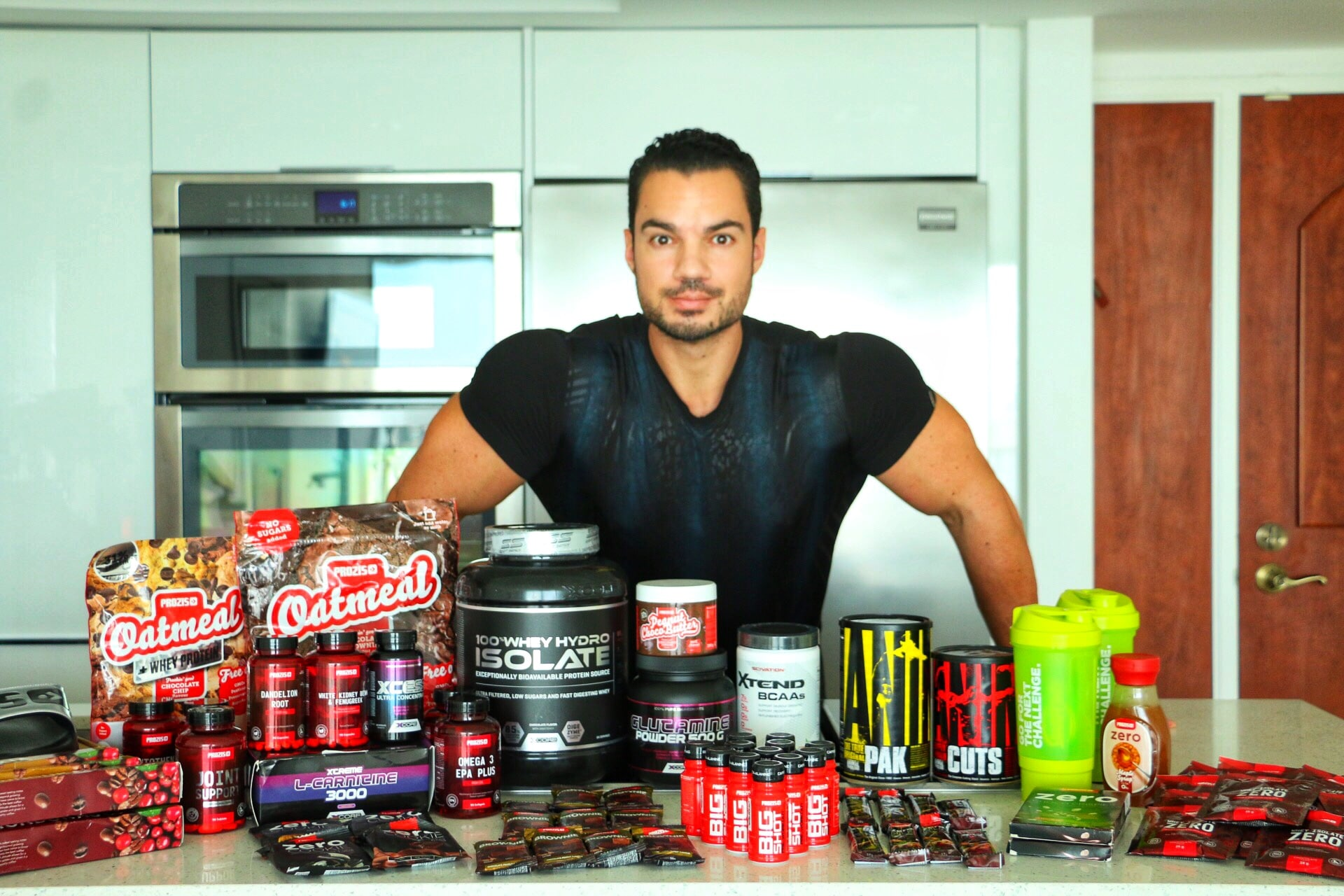 complement alimentaire musculation