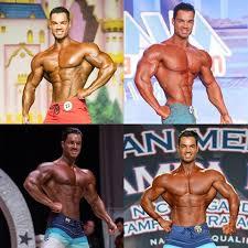 Comment préparer une compétition men's physique?