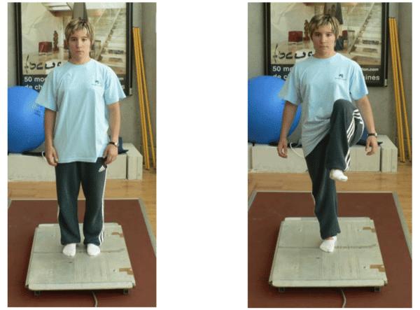 exercice proprioception