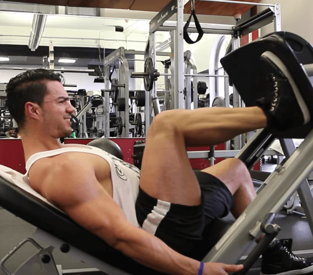 Exercices de musculation cuisses et mollets