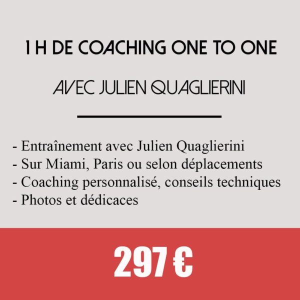 coaching ONE TO ONE