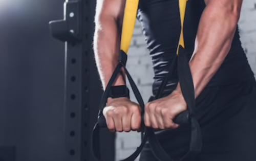 Le renforcement musculaire avec le TRX