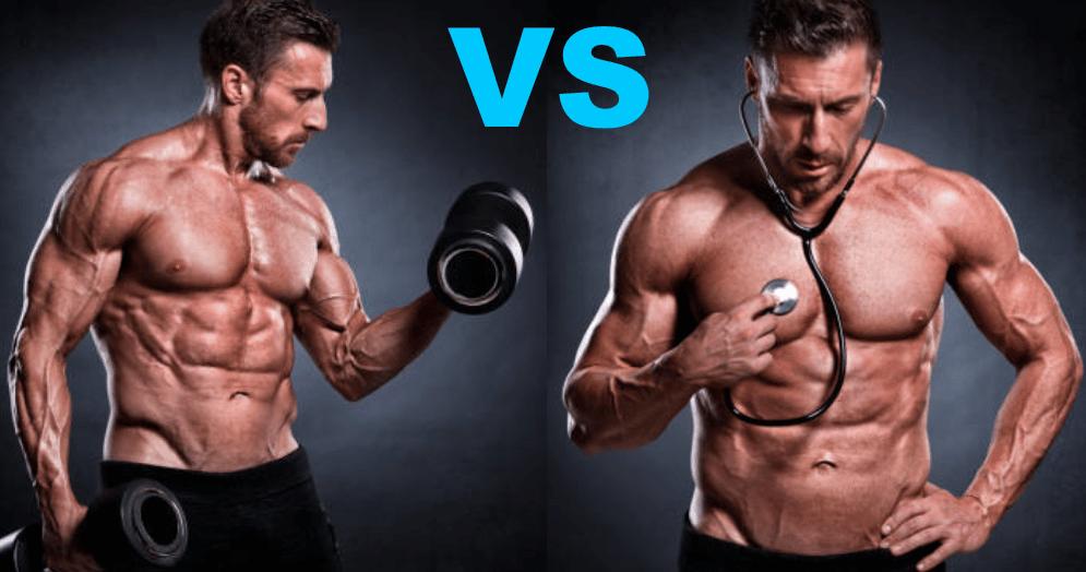 muscu vs cardio