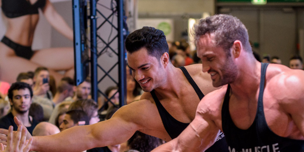 Salon du fitness 2017