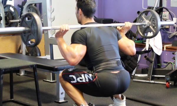 squat complet