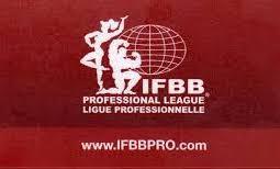Carte pro IFBB