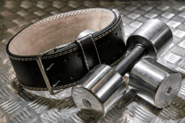 ceinture dos musculation