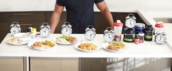combien de temps entre repas et collation