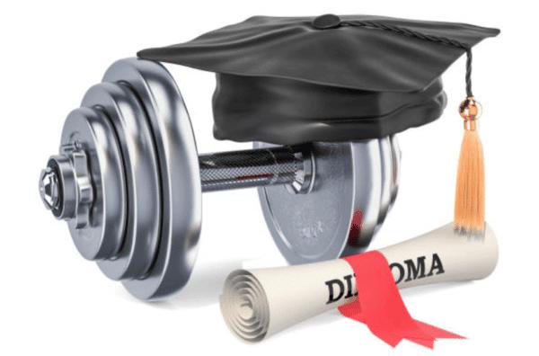 diplôme en musculation