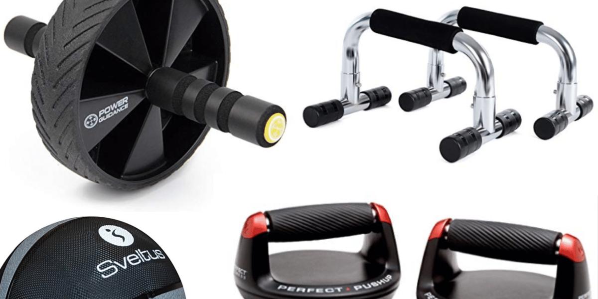 5 accessoires indispensables pour faire de la musculation à la maison