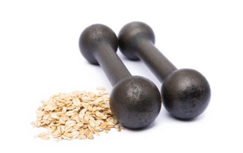 Les bienfaits des flocons d'avoine en musculation