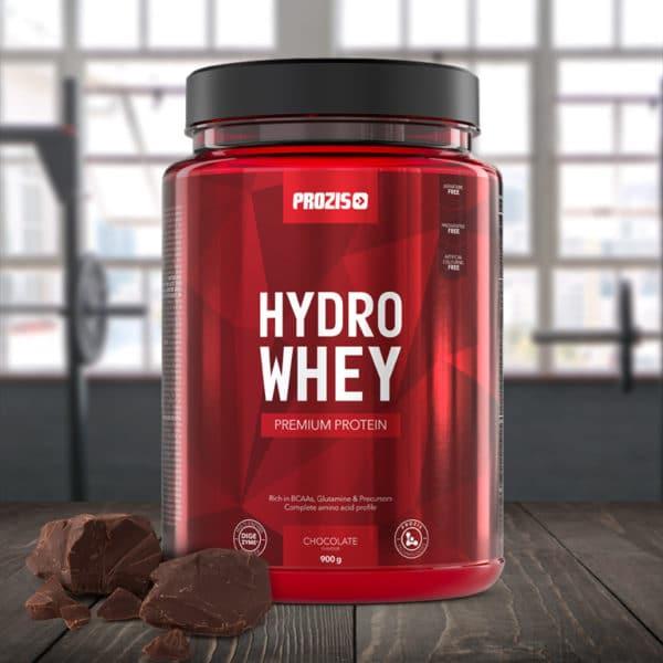 whey hydrolysée