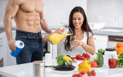 L'alimentation en musculation