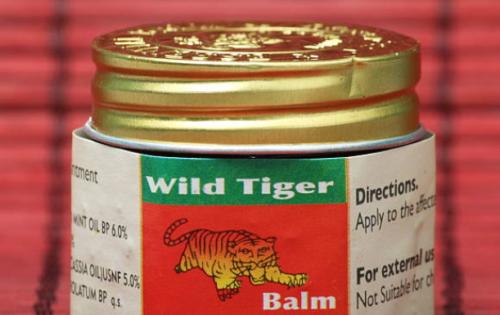 Le baume du tigre : Utile ou pas en musculation?