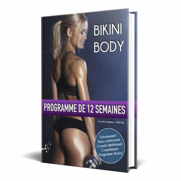 programme femme bikinibody