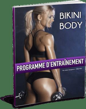 programme entrainement bikini body