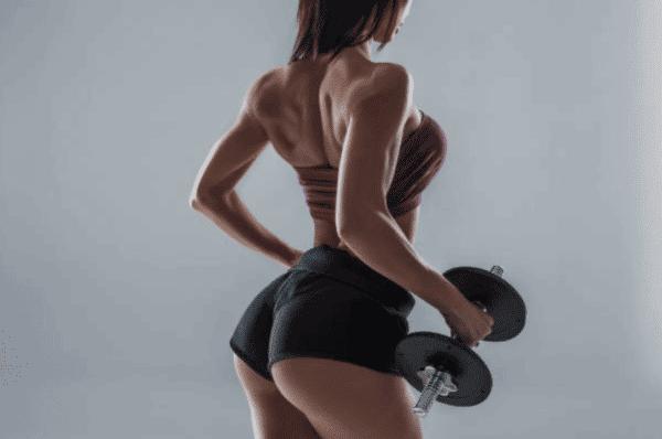 femme musculation