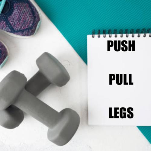 S'entrainer en push pull legs, c'est quoi ?