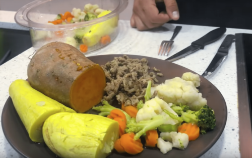 Une journée dans mon assiette – Moins 10 kg en 4 mois
