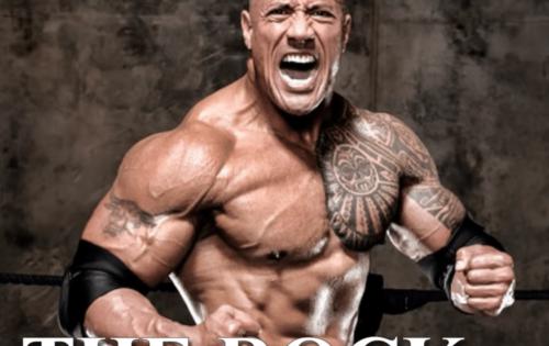 Entrainez vous et Mangez comme Dwayne Johnson «The Rock» !