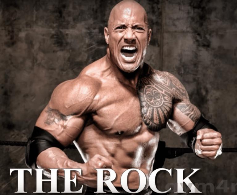Entrainez-vous et Mangez comme Dwayne Johnson «The Rock» !