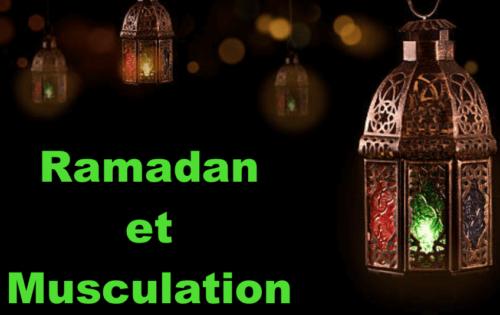 Musculation et ramadan : Comment gérer ?
