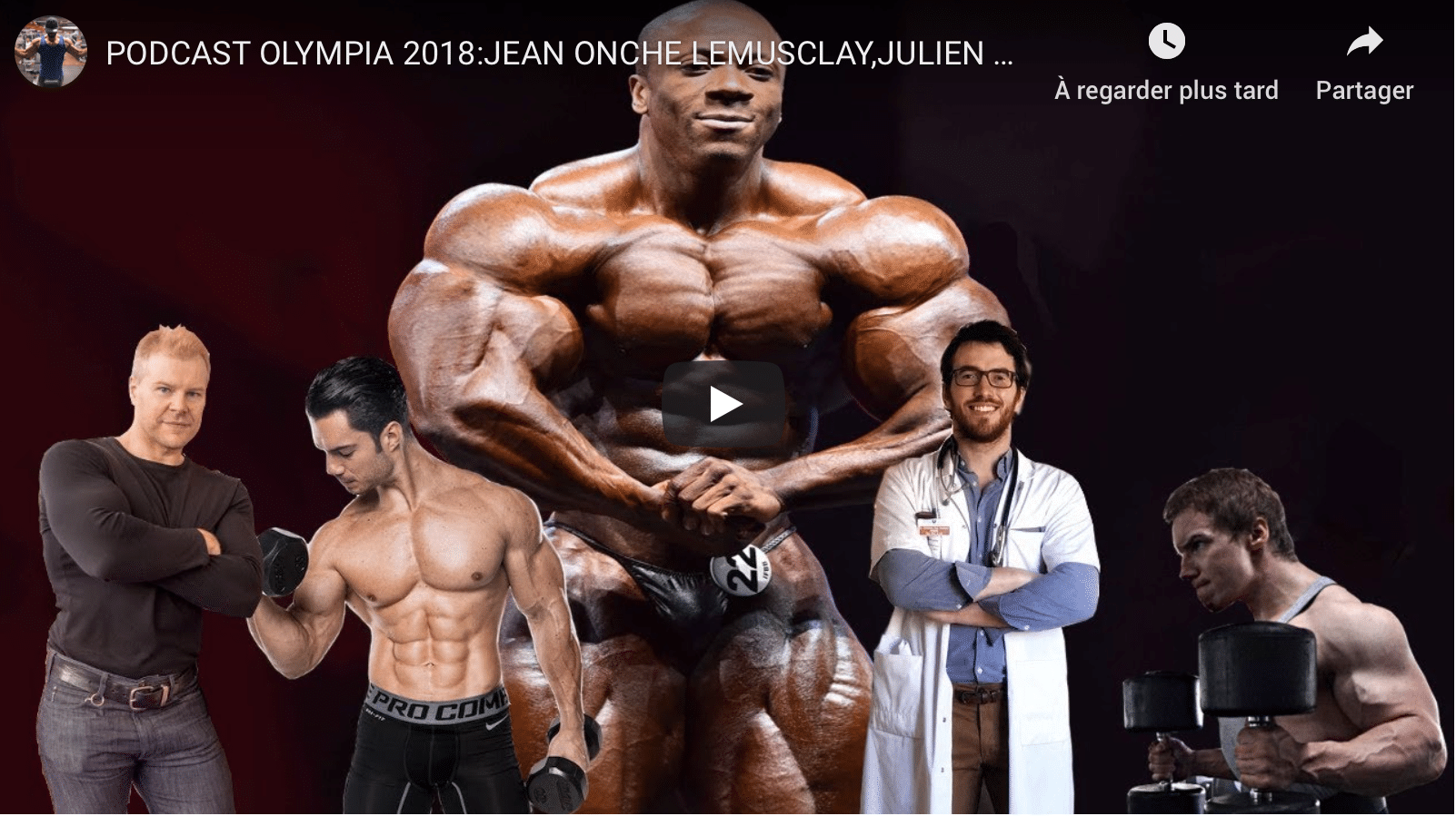 podcast mister olympia