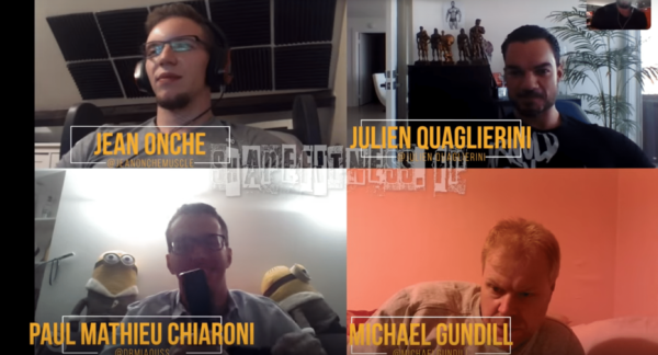 podcast olympia 2018