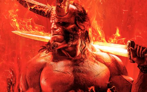 Construisez le physique fort et massif de «Hellboy»