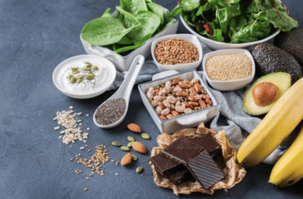 aliment riche en calcium et magnésium
