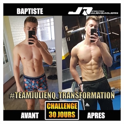 baptiste challenge 30 jours