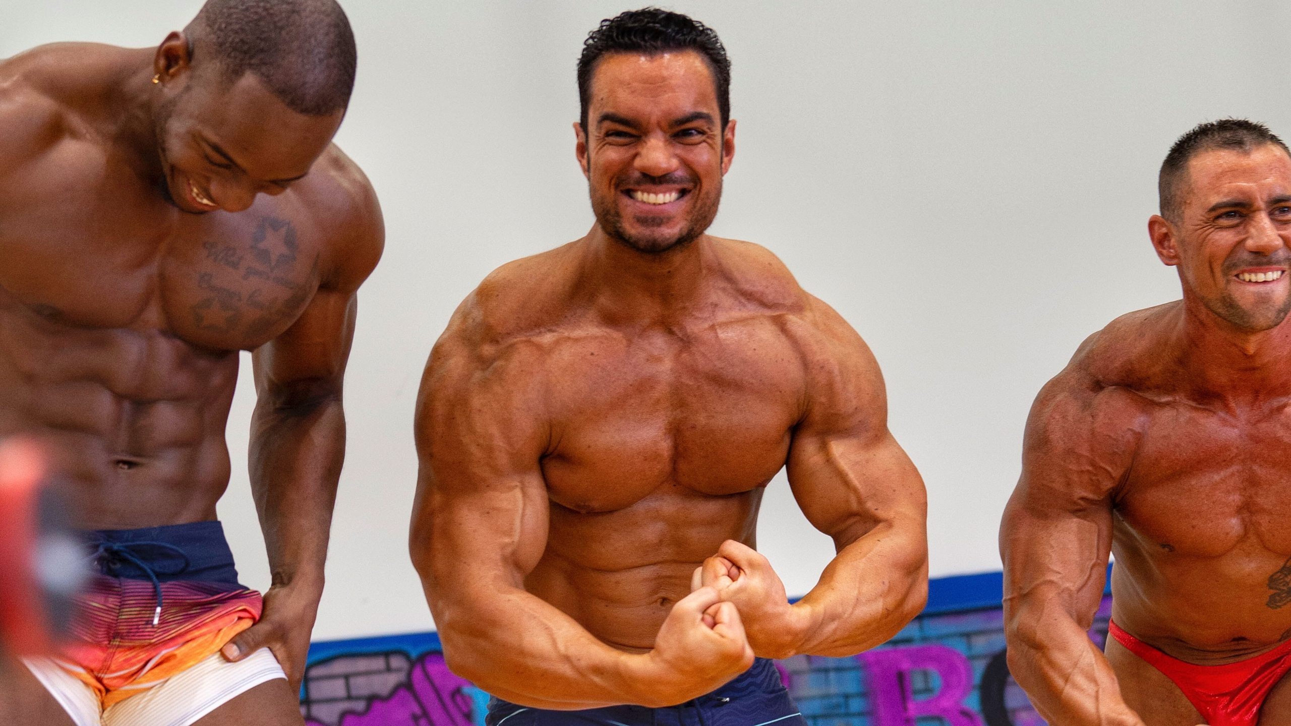 competition bodybuilding