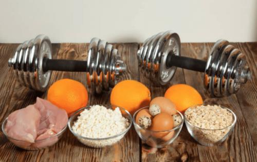 Le petit déjeuner en musculation