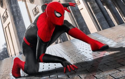 Adoptez l'entrainement de Spiderman