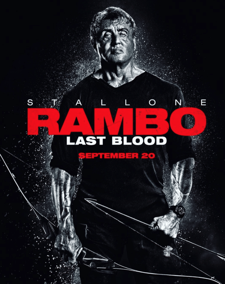 Le programme d'entrainement de Sylvester Stallone pour Rambo : The Last Blood